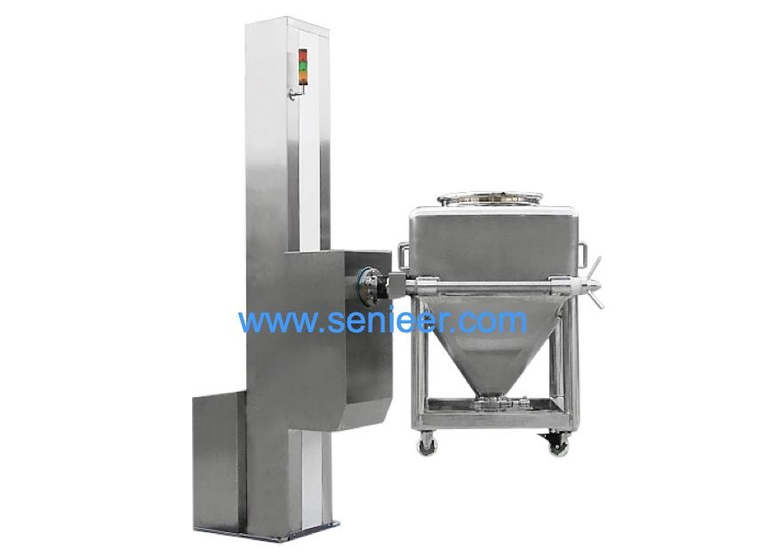 Your IBC Bin Blender, Post Bin Blender Manufacturer- Senieer
